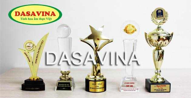 Những giải thưởng danh giá của DASAVINA