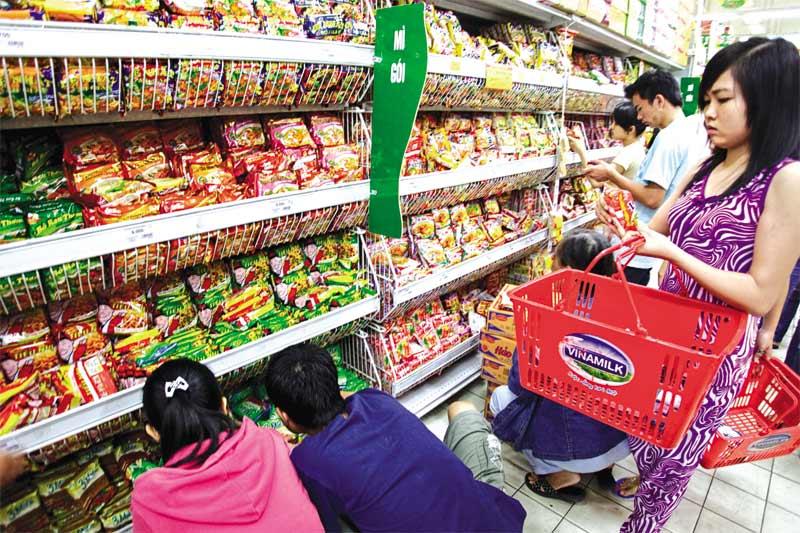 Chả mực mua trong siêu thị thường không ngon do pha trộn nhiều bột