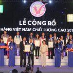 Chả mực Bá Kiến lần thứ 2 liên tiếp đạt chứng nhận Hàng Việt Nam chất lượng cao
