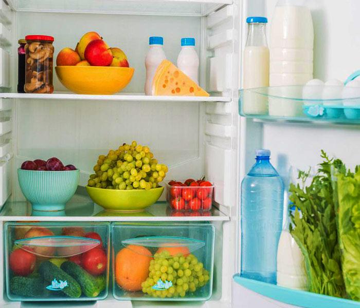 Bảo quản chả mực trong ngăn đá tủ lạnh có thể để được 6 tháng