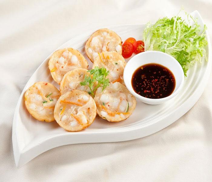 Chả mực rau củ - Món ăn chay được nhiều người yêu thích