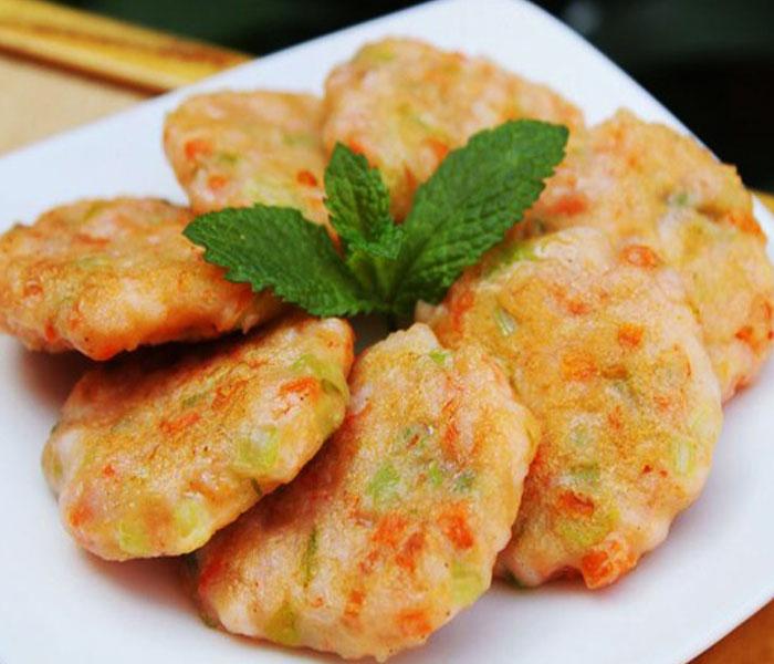 Chả mực tôm - Món ngon đơn giản, dễ làm tại nhà