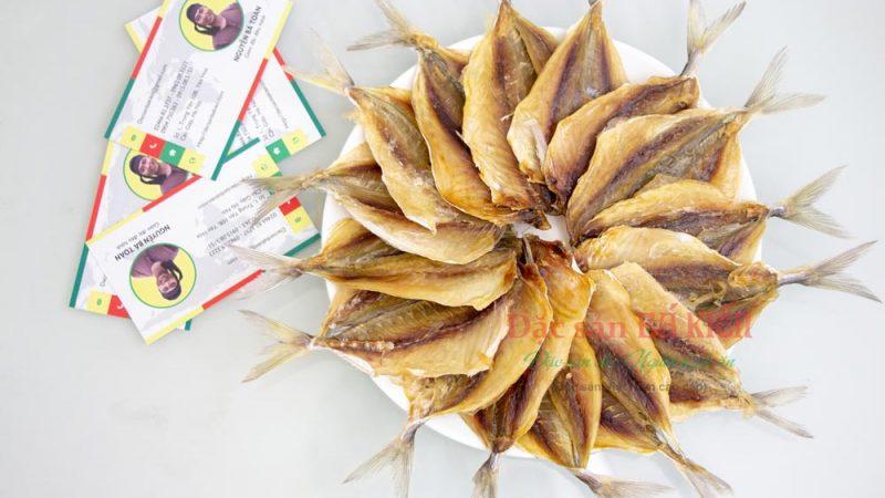 Cá chỉ vàng Bá Kiến