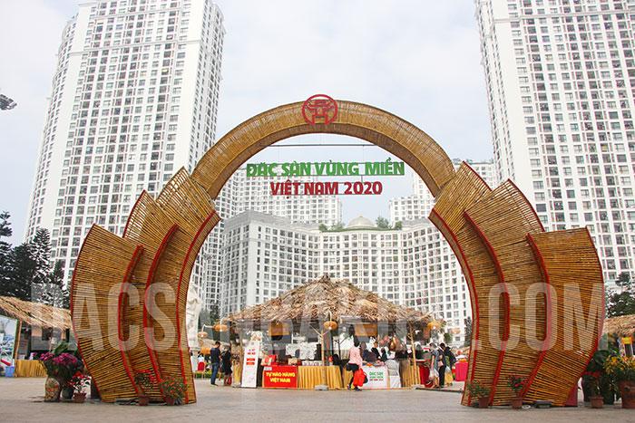 Hội chợ Đặc sản Vùng miền Việt Nam 2020